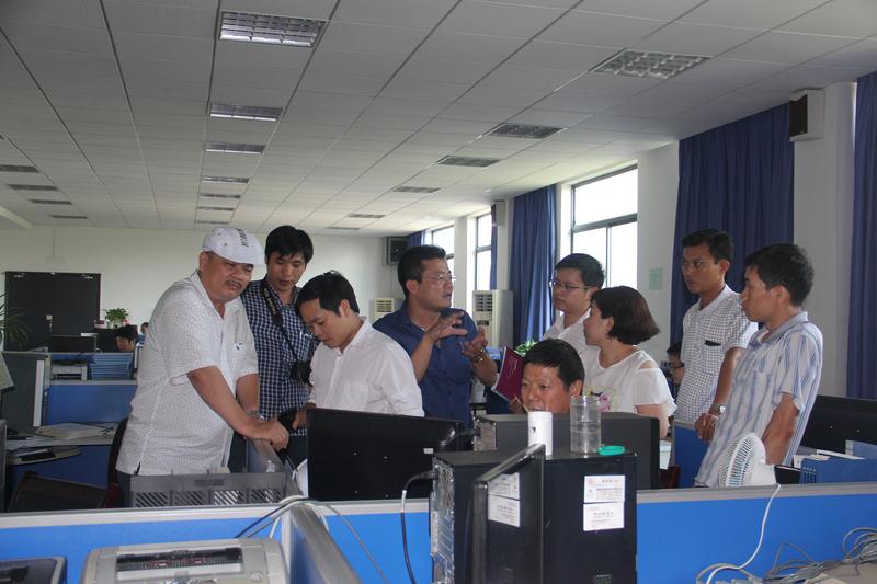 越南考察团